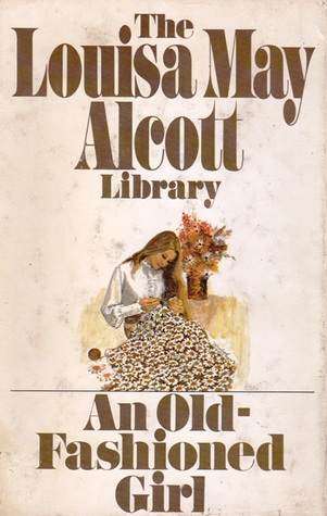 An old-fashioned girl 1970s book cover