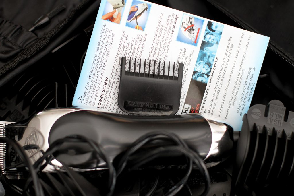 No. 1 hair clipper guide