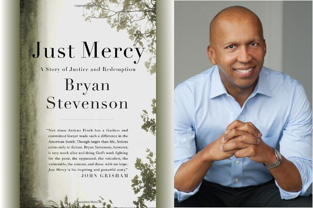Just Mercy book.